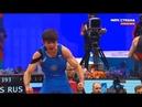 Ярыгинский-2020. Финал. 65 кг. Сослан Рамонов (Россия) - Курбан Шираев (Россия)