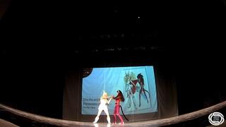 She-Ra and the Princesses of Power - She-Ra, Catra (Парное косплей-дефиле) - SOS 2019