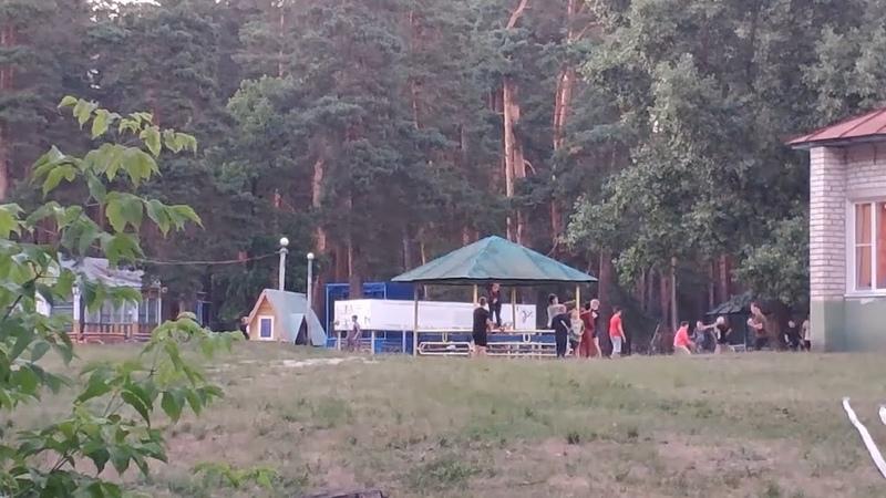 Каникулы особо режима. В загородном летнем лагере «Костер» открылась вторая смена