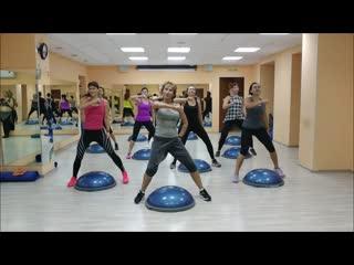 """bosu cardio aerobics"" . ваш тренер светлана"