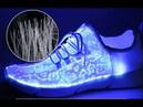 Купить светящиеся кроссовки со светодиодами оптическое волокно зарядкаUSB ЛУЧШАЯ ЦЕНА НА АЛИЭКСПРЕСС