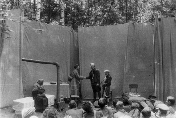Был ли театр на фронте? Актеры, прошедшие войну, изображение №6