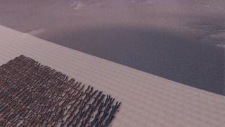 T-REX vs  CHICKENS - Ultimate Epic Battle Simulator UEBS