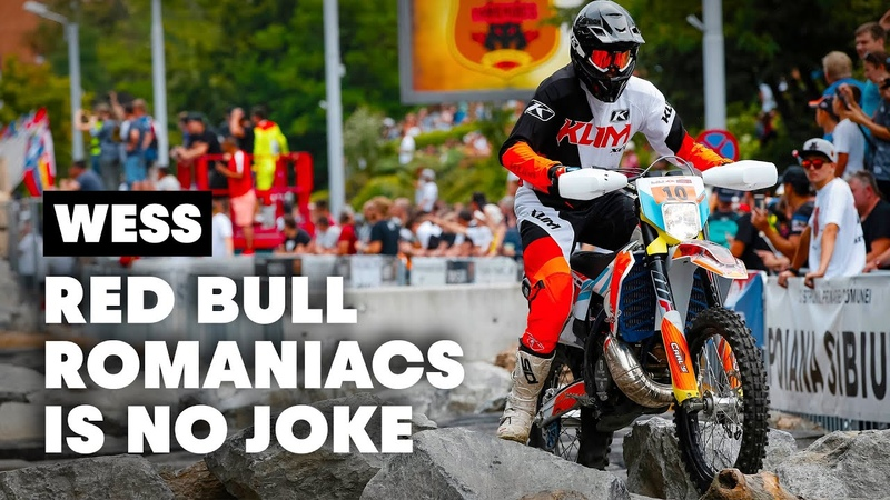 Red Bull Romaniacs Amateur Versus Professional Rider WESS Diaries EP5