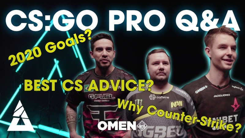 CSGO PRO QA | WHAT DOES GAMING MEAN TO YOU FEAT. DEV1CE, GUARDIAN, COLDZERA, NITR0 AND MANY MORE