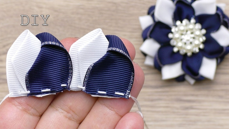 Amazing Classic ribbon bows simple way DIY