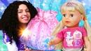 БЕБИ БОН и Принцессы ДИСНЕЯ собираются на Бал! - Видео с куклами. Игры для девочек одевалки