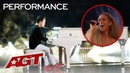 Kodi Lee and Leona Lewis Give A Golden Buzzer Worthy Performance America's Got Talent 2019
