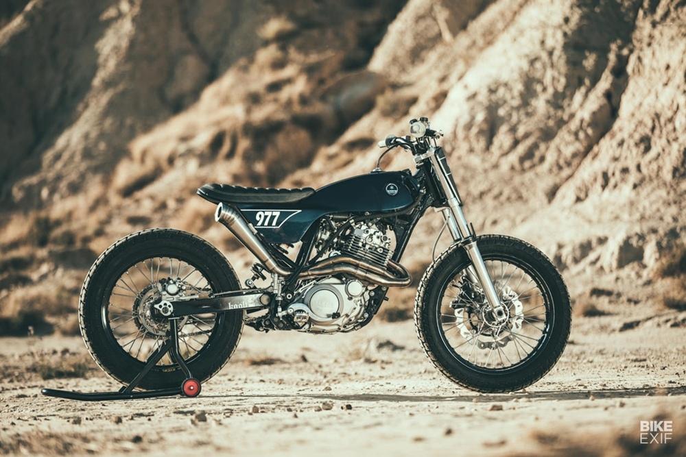 Koolt Creations: кастом Yamaha XT600 Bultaco