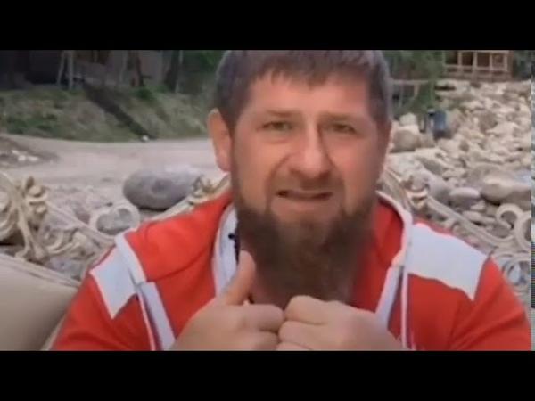 Пальцы поломаю! Язык вырву Кадыров пообещал жестко наказывать за оскорбления в соцсетях