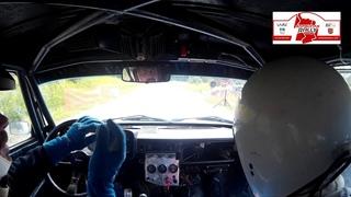 Samsonas rally rokiskis 2017 Samotey.A Samotey.D SS-5 onboard LADA 2105