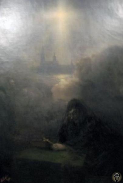 МАЛОИЗВЕСТНЫЕ ФАКТЫ О ИВАНЕ АЙВАЗОВСКОМ (ЧЕГО ТОЛЬКО СТОИТ ИСТОРИЯ ЕГО ЗНАКОМСТВА СО ВТОРОЙ ЖЕНОЙ