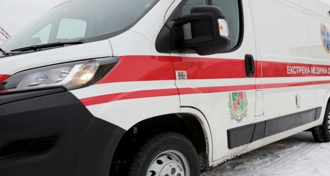 По одному новому реанимобилю выдадут в Лисичанске, Рубежном и Старобельске