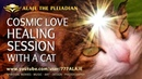 ALAJE THE PLEIADIAN - Cosmic Love Healing Session with a Cat
