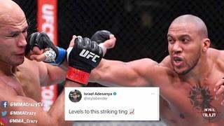 MMA Pros React to Controversial Ciryl Gane TKO Junior Dos Santos at UFC 256