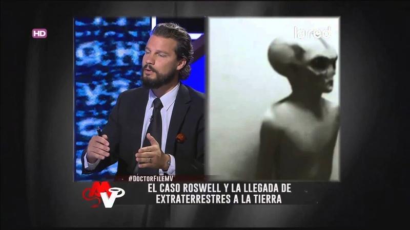 El caso Roswell y la llegada de extraterrestres a la tierra