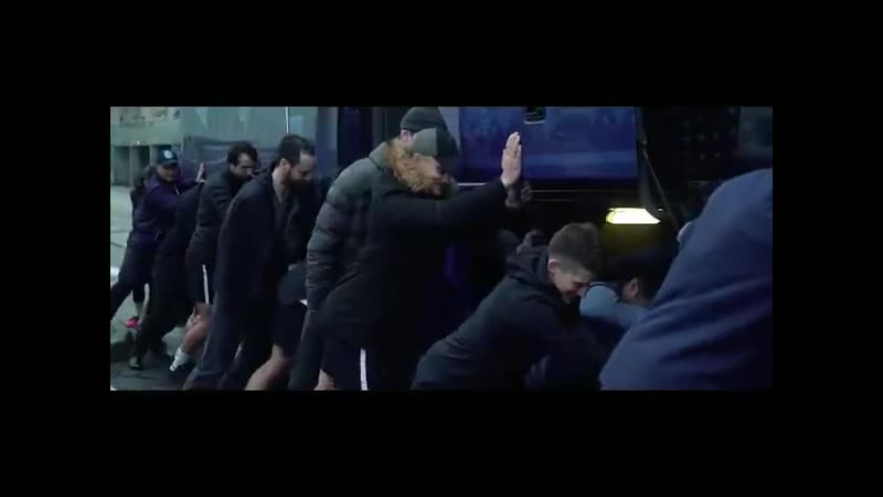 Автобус минского «Динамо»