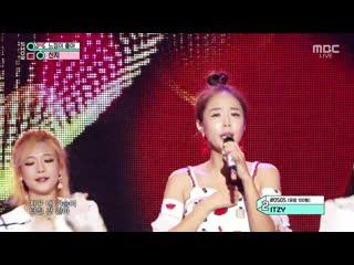 Shin Ji - Fell So Good @ Music Core 190817