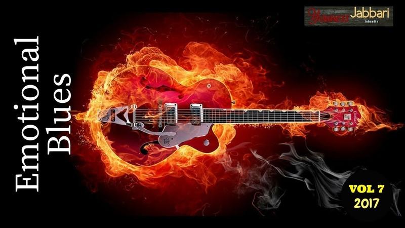 Emotional Blues Music Youness Jabbari Vol7