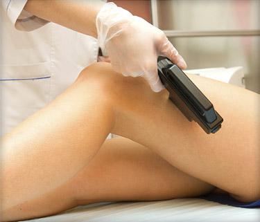 За кожей нужно ухаживать после лазерной эпиляции.