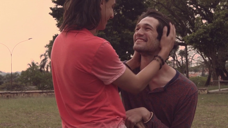 WHERE THE SKY SETS THE CLOCK gay themed short film