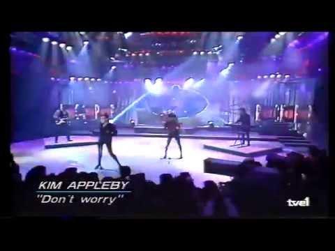 Kim Appleby - 'Don't Worry' 1991