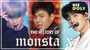 MONSTA X Special ★Since Trespass to Alligator★ 1h 23m Stage Compilation