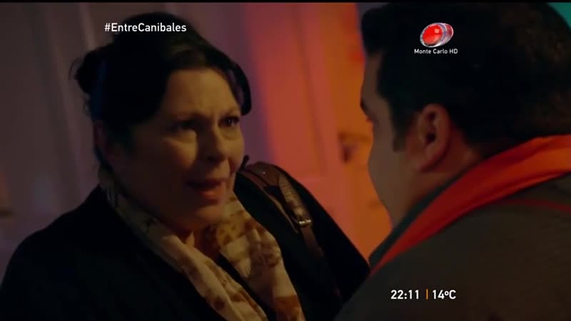Entre Canibales Среди Каннибалов 55 серия на испанском языке