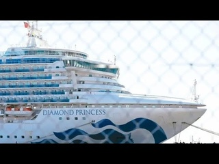 Diamond Princess покинут 500 пассажиров после карантина