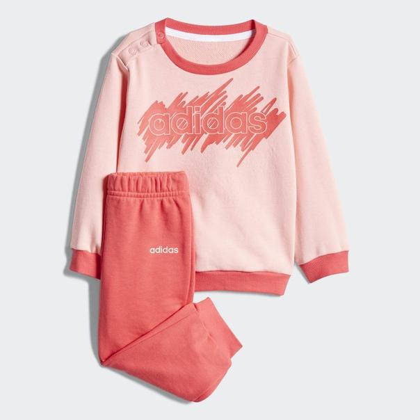 Комплект: свитшот и брюки I LIN JOGG FT
