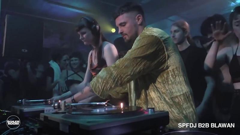 SPFDJ B2B Blawan | Boiler Room Festival | Day 4: Club