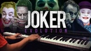 Joker Evolution Epic Piano Mashup/Medley (Synthesia Piano Tutorial)SHEETSMIDI