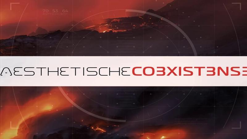 AESTHETISCHE CO3XIST3NS3 FT.Sascha Klein - Barking Up The Wrong Tree (Dirty RMX)