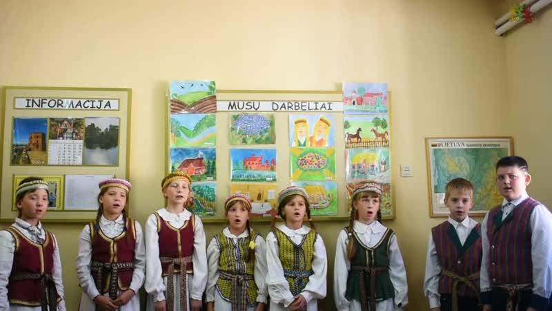 Lietuva ir pasaulis mano akimis