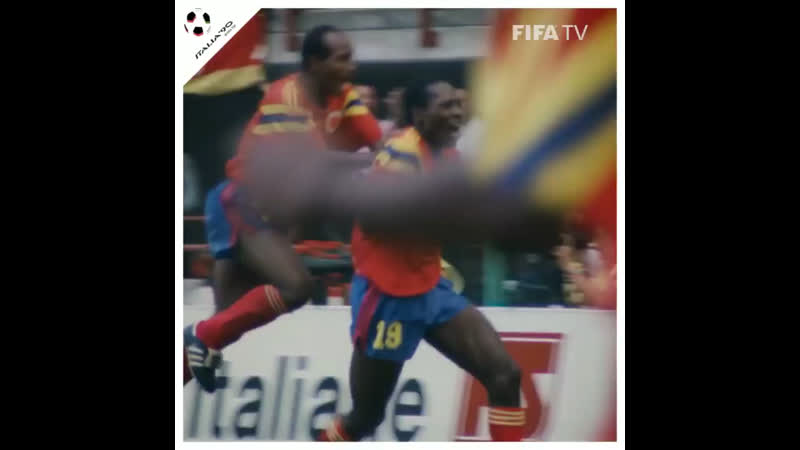 ¡Como nunca lo viste  👀📽️New camera angles the same old joy to celebrate one of the most important goals in Colombia's