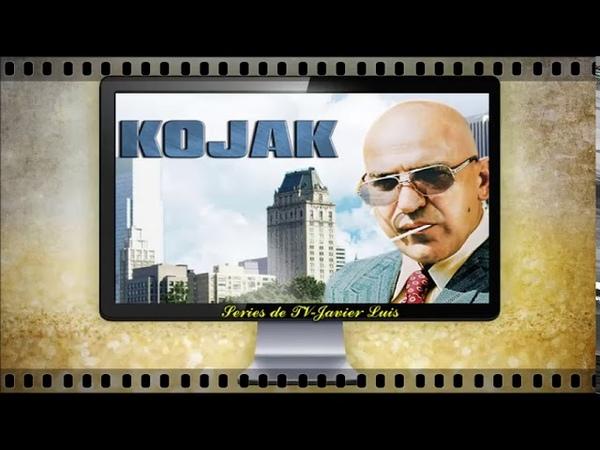 Bandas Sonoras Series TV Kojak *1973*