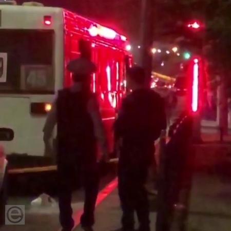 """Караганда on Instagram В Караганде неизвестные обстреляли пассажирские автобусы 8 октября текущего года около 19 00 часов неизвестное лицо находясь в районе…"""""""