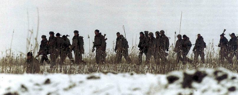 О Первомайских событиях. Первая чеченская, изображение №2