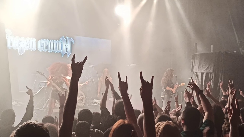 Frozen crown I am the tyrant live in Toulouse 🇫🇷 2020