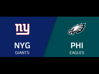 Nfl 2019-2020 / week 14 / new york giants philadelphia eagles / condensed games / en