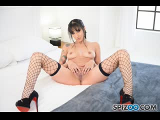Destiny Lovee (Young Skinny Destiny Lovee Filled With BBC) [, Big Dicks, Black Cock, Blowjob, Brunette, Cowgirl]