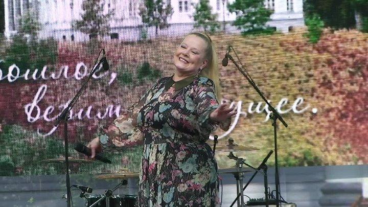 Людмила Сенчина. Белый танец