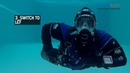 Il GRANDE BLU for OCEAN REEF TRAINING AND TUTORIAL tech diving Side Mount example configuration