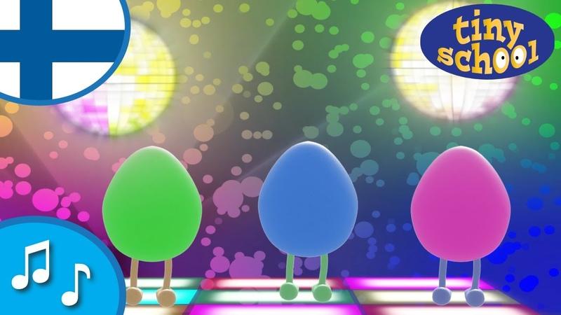 Pääsiäismuna tanssia lapsille Aloita pääsiäinen näillä tanssikoilla Lastenlorut lapsille Tiny
