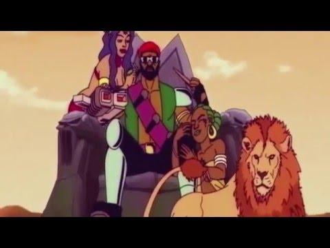 Майор Лазер мультфильм на русском 1 серия Major Lazer