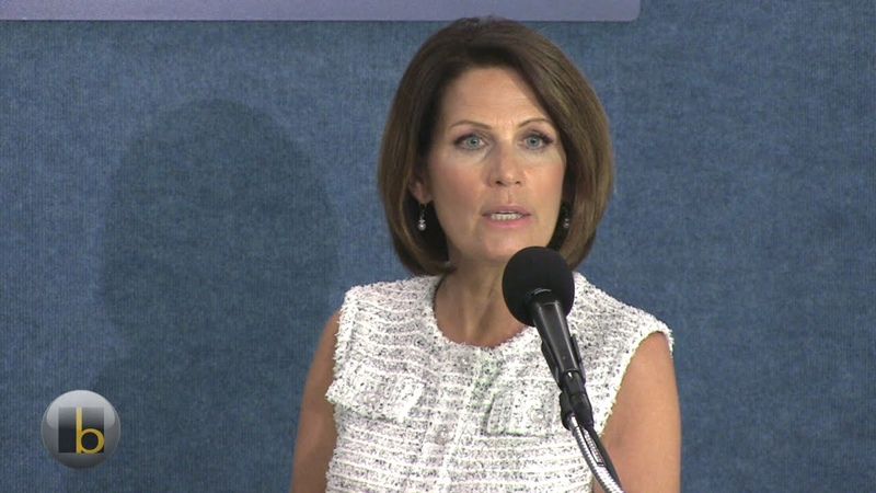 Michele Bachmann at Philip Haney Press Conference