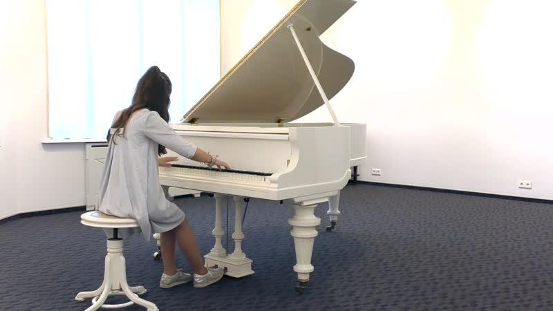 Таня Сидоренко Song from a secret garden Рольф Ловланд