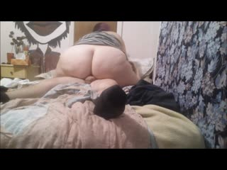 Жена оседлала и трахнула мужа, pawg cow wife milf home sex porn fuck man ass butt mature pussy (инцест со зрелыми мамочками 18+)