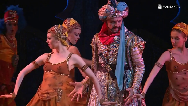 Rimsky Korsakov Scheherazade Шехеразада Mariinsky Ballet 2015