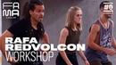 Cómo bailar DANCEHALL Workshop con RAFA REDVOLCON FAMA A BAILAR